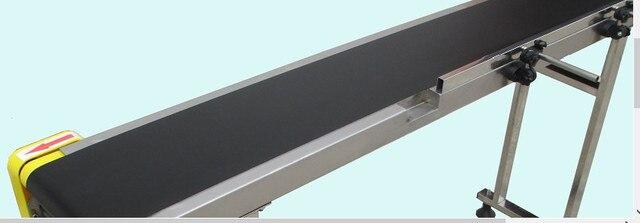 Petit convoyeur de tri de ligne de PVC de transporteur de bande de convoyeur à bande pour des bouteilles/nourriture courroie mobile adaptée aux besoins du client, SGZ-SSJA8D de Table tournante