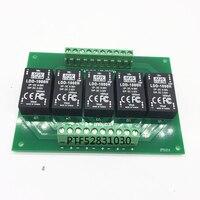 5 Channel Meanwell LDD 700H LDD 500H LDD 1000H LDD 350H LDD 600H LED Driver LDD Circuit PCB Board LDD Dimmer Controller