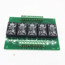 5 kênh Meanwell LDD 700H LDD 500H LDD 1000H LDD 350H LDD 600H LED Điều Khiển LDD Mạch PCB Hội Đồng Quản Trị LDD Dimmer Điều Khiển