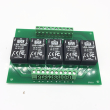 5 kanal Meanwell LDD 700H LDD 500H LDD 1000H LDD 350H LDD 600H LED Sürücü LDD Devre PCB kartı LDD karartıcı kontrol cihazı