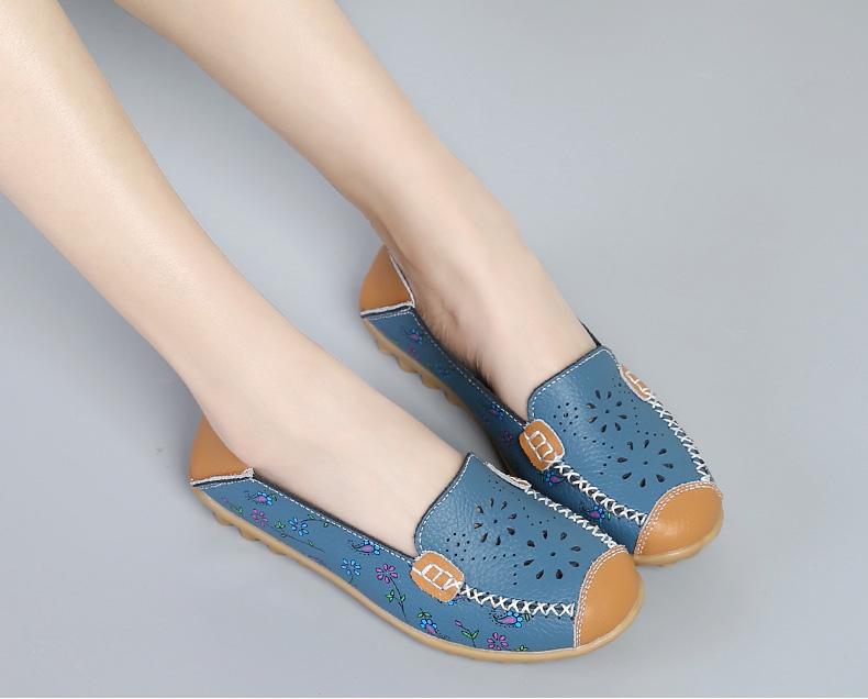 AH 3599 (7) women's loafer shoe