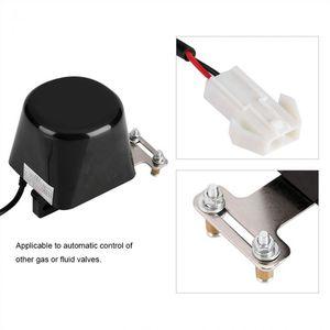 Image 3 - G1/2in Электрический автоматический манипулятор запорный клапан гидравлический клапан высокого давления для сигнализации газа водопровод безопасности Devic
