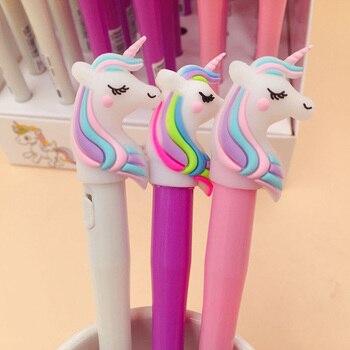 Glowing Unicorn Pens