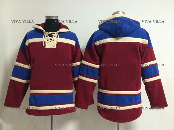 Ice Hockey Jersey Hoodie Custom Any Name Any Number Hockey Jerseys High Quality Stitched Logos Hockey Jersey Hoodies Sweatshirts new arrived 2016 team uniform factory oem hockey jerseys embroidery mens tackle twill usa canada czech republic australia