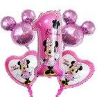 1set Mickey Minnie M...