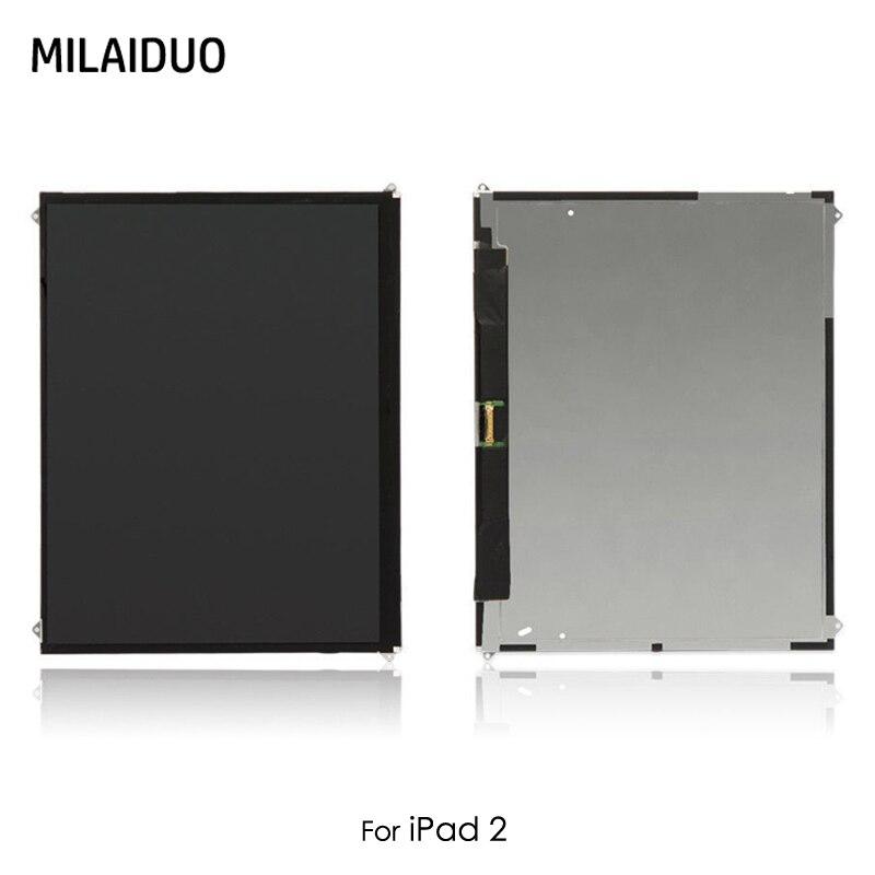Écran LCD pour iPad 2 A1376 A1395 A1397 A1396 Module de moniteur de tablette de numériseur d'écran tactile de panneau pour l'essai d'apple 100%