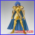 MODEL FANS Freeshipping Bandai Saint Saiya Cloth Myth EX 2.0  Gemini Saga  Action Figure