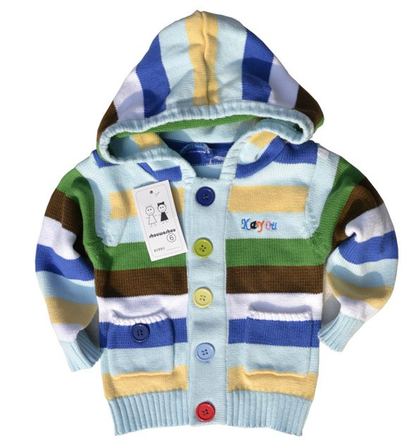 Venta al por mayor moda Baby Boys & Girls Cardigans / Sweater ...