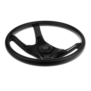 Image 5 - Boat Steering Wheel 13 330mm Marine Steering Wheel 4 Spoke For 3/4 Tapered Shaft Vessel Yacht Boat Accessorie Marine 2019 New