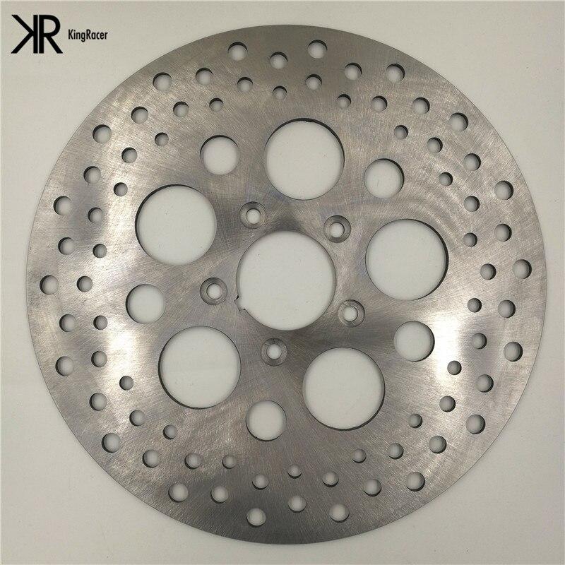 Motorcycle Brake Disc Rotor For  XL 883 C Sportster Custom 99-10 FLSTN/ FLSTFB/ FLSTF/ FLSTC/ FLS 12- FXSTC/ FXSTB 07-09 new original dw ad 521 m12 warranty for two year