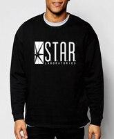 Superman Series STAR 2016 Hot Sale Spring Winter Fashion S T A R Labs Men Hoodies