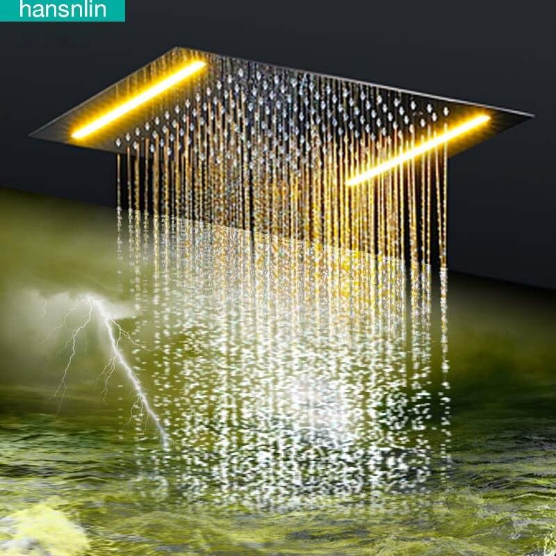 Shower head Showerhead rain chuveiro do banheiro pomme de douche douchekop vduchas vaporizador rainfall chuveiros shower