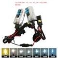 Alta QualityH1 H3 H7 H11 9005 9006 880 35 W 55 W HID Xenon lâmpada 12 V do farol do carro Auto lâmpada 3000 k 4300 k 5000 k 6000 k 8000 k 10000 k