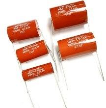 Audiophiler Axial MKP 1UF 2.2UF 3.3UF 3.9UF 4.7UF 5.6UF 6.8UF 7.5UF 8UF 10UF 400V