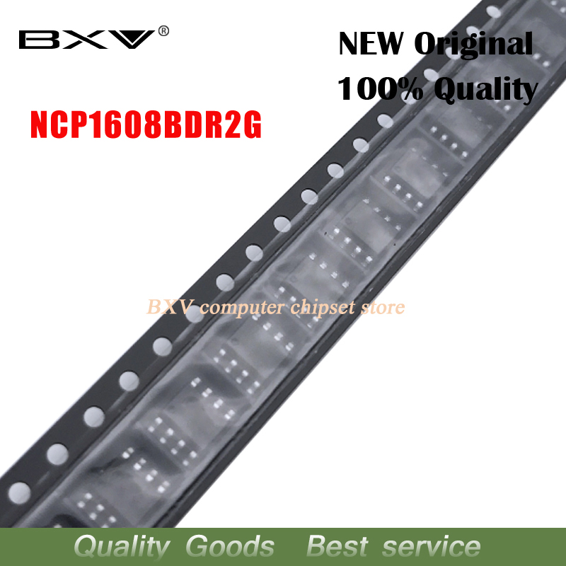 10pcs NCP1608BDR2G SOP8 NCP1608 SOP 1608B NCP1608BDR SMD NCP1608B SOP-8