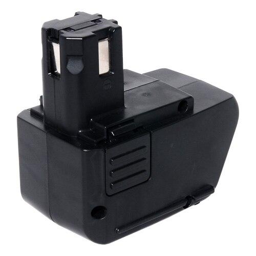 Power tool batterie Hil 9.6A, 3000 mAh Ni-MH 315078 315079 334584 21835001 BP10 SBP10 SFB105 BD2000 SB10 SF100-A