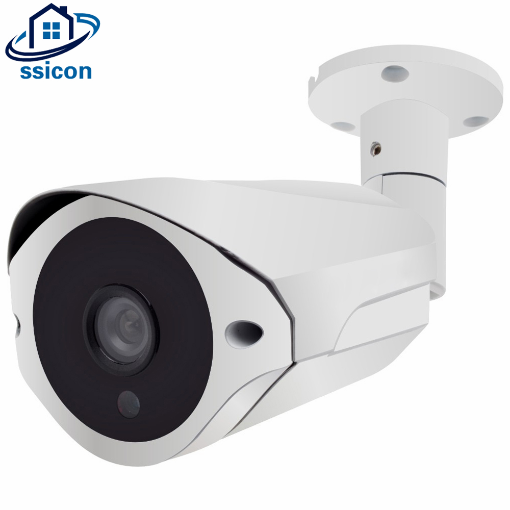 SSICON 960P 1080P Bullet IP Camera Onvif 3.6mm Lens Metal Housing Outdoor Security Surveillance CCTV Camera Night Vision wistino metal housing cover case new ip66 cctv camera outdoor use casing waterproof bullet for ip camera hot sale white color