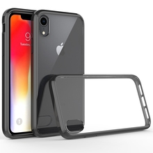 Soft Silicon TPU/PC Case For iPhone 5 5s SE X XR XS Max Protective Fundas Coque Shockproof Crystal Clear Shell Hard Back Cover стоимость