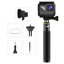 Adjustable Extension Rod Handheld Telescopic Pole Monopod for Feiyu SPG Stabilizer Gimbal with 1/4