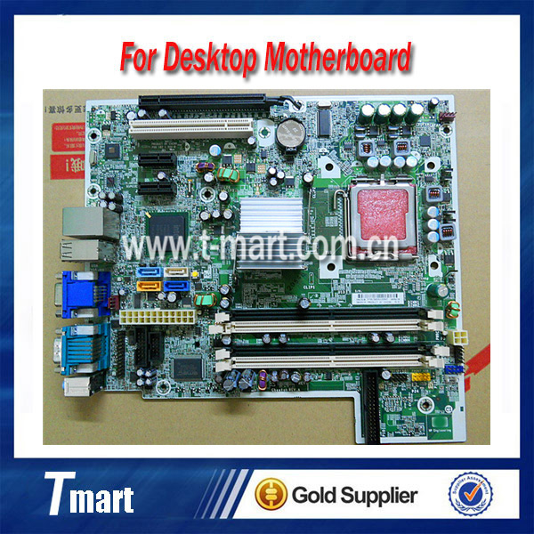 ФОТО 100% working Desktop motherboard for HP dc5800 Q33 461536-001 450667-001 System Board fully tested