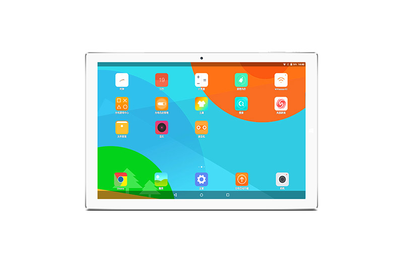 D'origine Teclast P10 Octa Core 10.1 ''IPS Tablet PC 1920x1200 Android 7.0 Rockchip RK3368 Octa Core 2 GB/32 GB Double WiFi Caméra