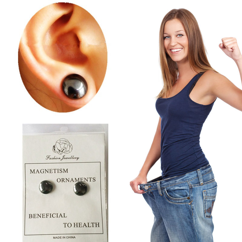 Magnetic Slimming Earrings Slimming Patch Lose Weight