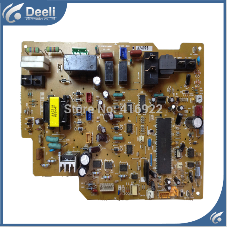 цена на 95% new good working for air conditioning motherboard A74990 A74993 A71720 control board sale