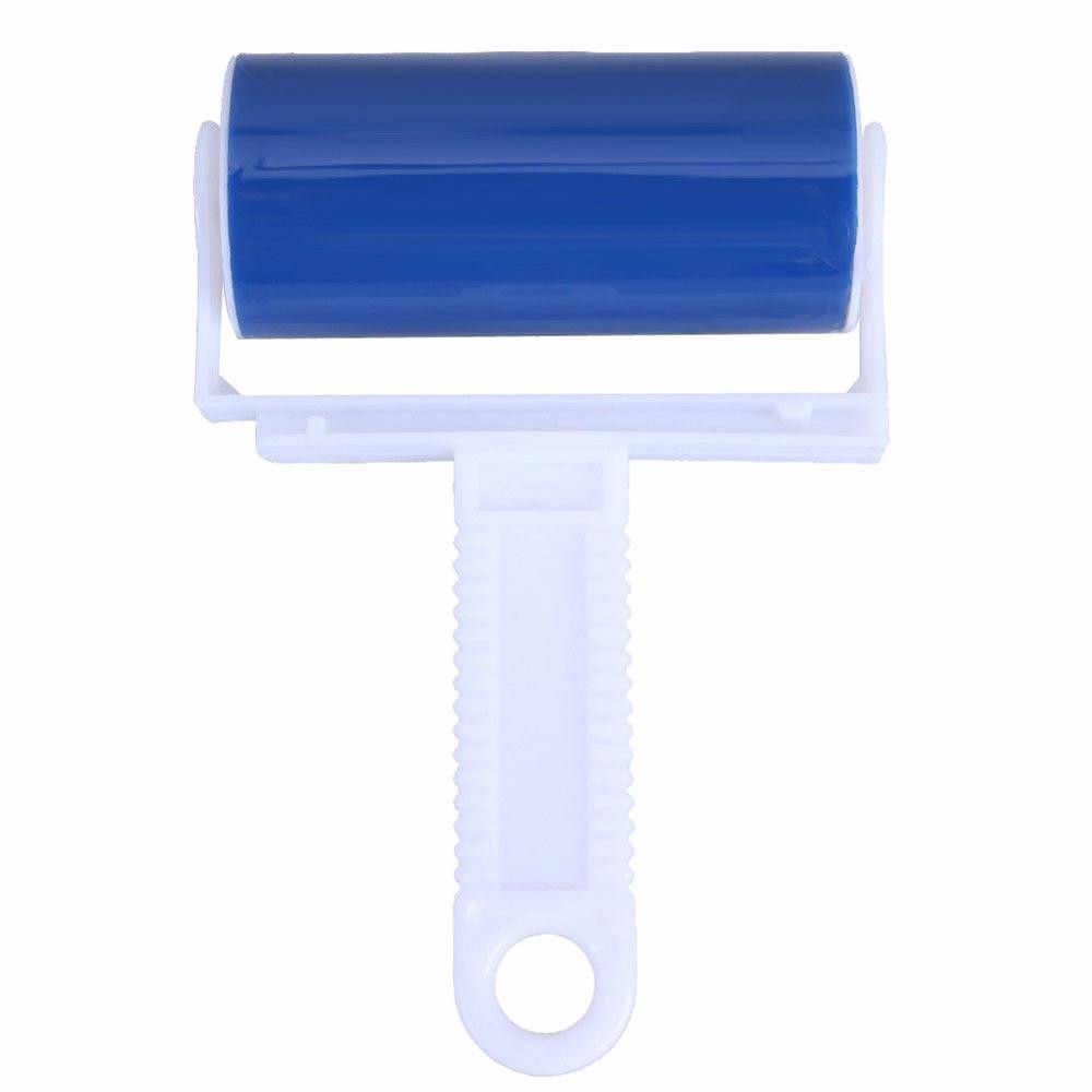 ล้างทำความสะอาดได้ Roller CLEANER Lint Remover Sticky Picker PET เสื้อผ้าผม Fluff Remover Reusable แปรงทำความสะอาดในครัวเรือน Wiper เครื่องมือ