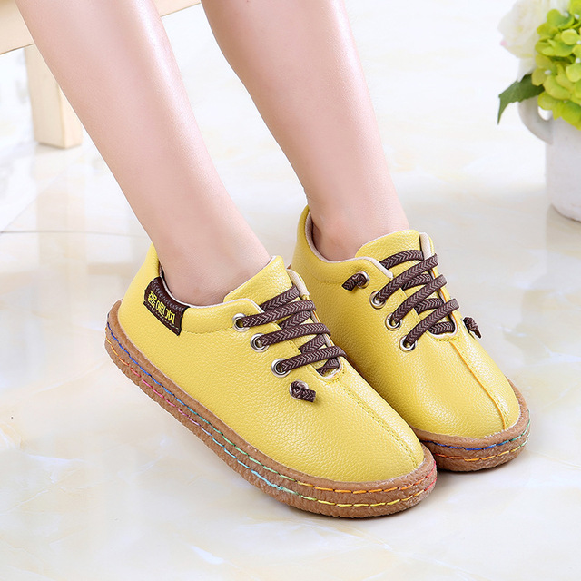 14e8d099587 New arrival girls boys causual shoes fashion sneakers kids leather girls  loafers sneakers skid soft jpg