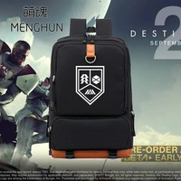 High quality nylon big bakcpack new design destiny fans bag game fans gift backpacks cool backpack for boyfriend nb387