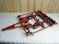 CASE долото плуг случае трактор аксессуары для сельского хозяйства автомобиля плуг сплава модель французский UH 1:16
