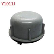 1 piece black PVC plastic cover Led extended dust Hid original rear caps Car bulb Seal cap for carl