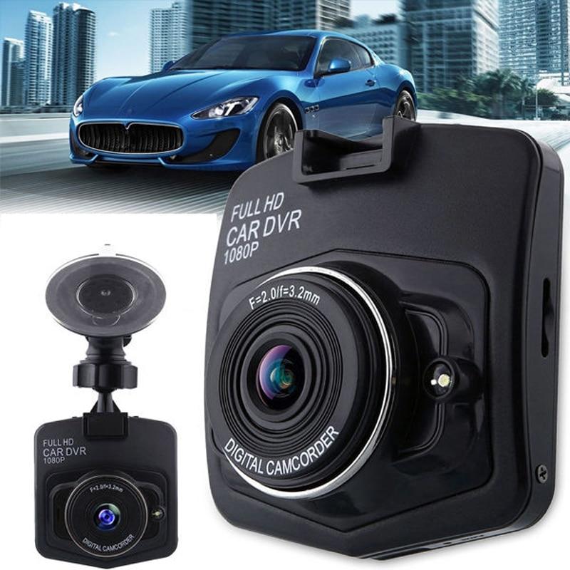 블랙 2.4 인치 풀 HD 1080P 자동차 DVR 카메라 레코더 - 자동차 전자