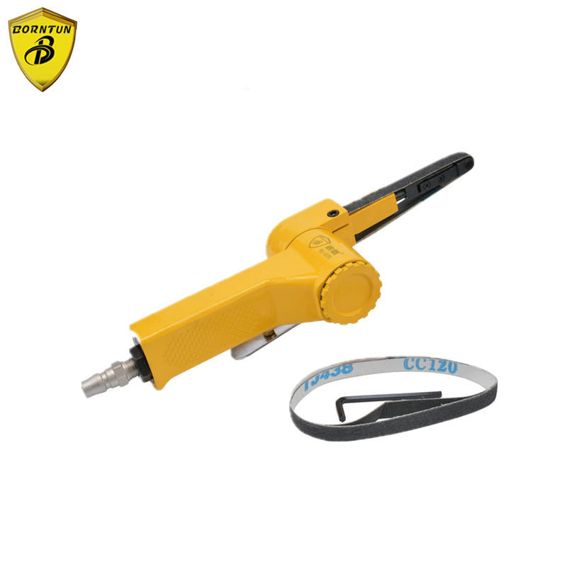 Borntun Air Belt Sander Pneumatic Tool Pneumatic Air Belt Sanders 10mm*330mm 4