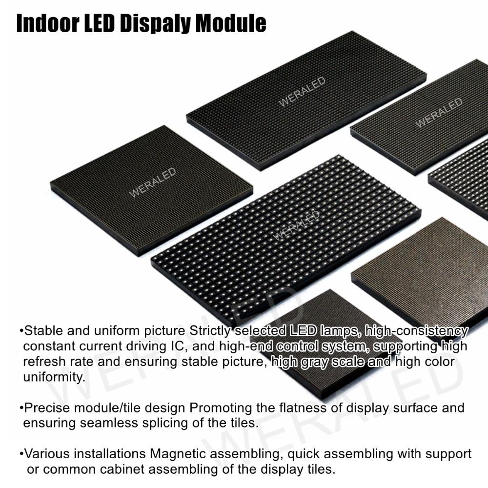 P5 Rgb Led-panel Indoor Voll Farbe Led-anzeige, Led Displays Indoor Voll Farbe Video Wand Smd P5 Rgb Modul Optoelektronische Displays