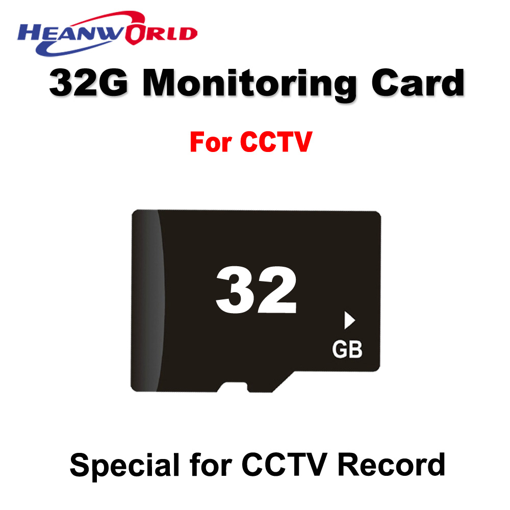 32gb CCTV Storage Cards Micro Memery Card 32G Exclusive Use for Monitoring CCTV Camera Surveillance IP Camera wifi 2008 donruss sports legends 114 hope solo women s soccer cards rookie card