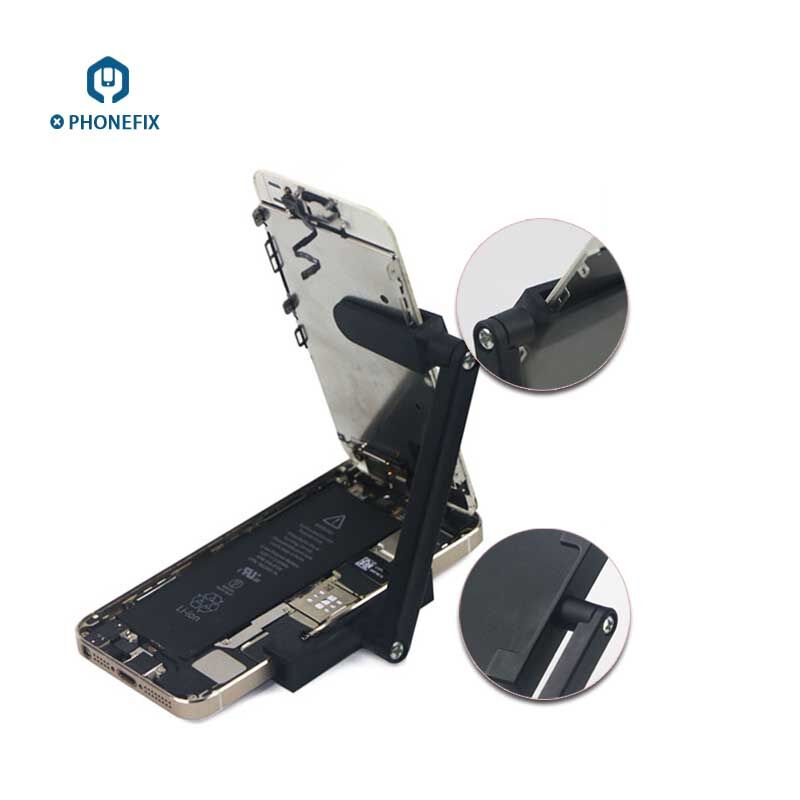Plastic Clip Fixture For Cellphone LCD Screen Clamp Fixture Holder For Mobile Phone Tablet PC Repair Hand Tools
