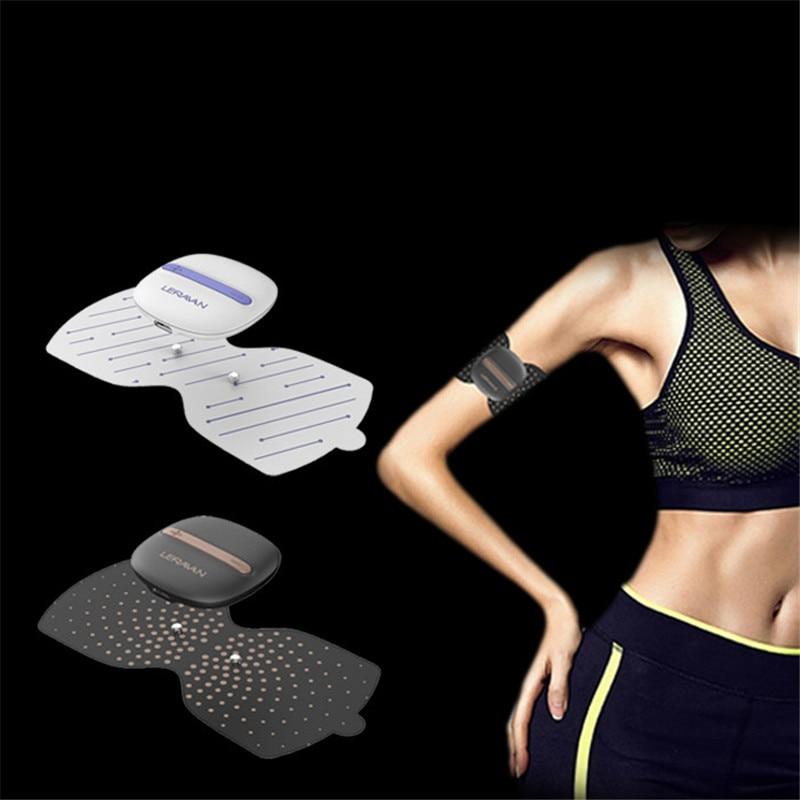 все цены на Smart Massager Magic Touch Sticker Electronic Pulse Massage Machine Magic Touch Sticker 5 Modes APP Control Small Smart Massager онлайн