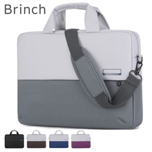 "2020 New Brand Brinch Laptop Bag 13"",13.3"",14"",15"",15.6 inch, Messenger Handbag,Case For MacBook air pro, Free Drop Shipping 217"