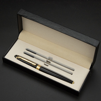 High End Duke P3 1 Metal Roller Ball Pen Smooth Writing Office Business Sign Ballpoint Pens