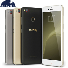 "Original ZTE Nubia Z11 Mini S 4G LTE Mobile phone 5.2"" 23.0MP Android 6.0 Octa core 4G RAM 64G ROM Fingerprint Smartphone"