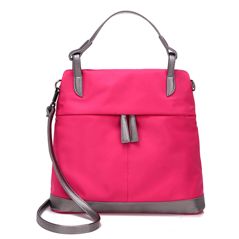 2018 Fashion Women Clutch Bags Nylon Waterproof Shoulder bag Ladies Lightweight Small Messenger Handbag Female Gift women handbag shoulder bag messenger bag casual colorful canvas crossbody bags for girl student waterproof nylon laptop tote