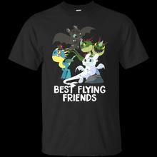 eb47342b DreamWorks How To Train Your Dragon 3 Best Friends Black T-Shirt Cartoon t  shirt men New Fashion tshirt free shipping funny tops