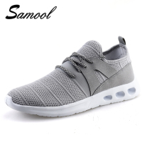 Fashion Summer Outdoor Breathable Men Mesh Shoes Brand Male Casual Shoes Summer Designer Male Casual Shoes