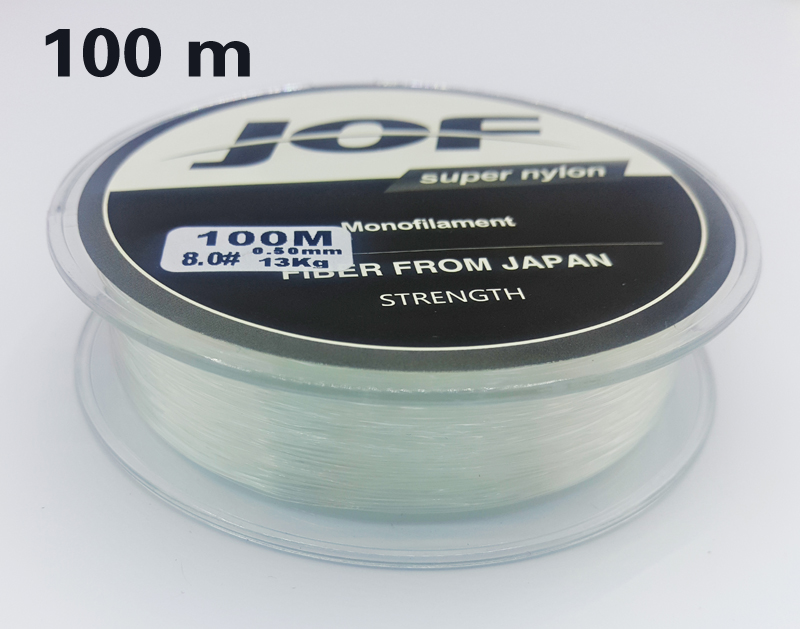 Image 5 - super strong japan monofilament main fishing line 500m durable transparent fly nylon line fishing tackle pasca thread bulk spool-in Fishing Lines from Sports & Entertainment