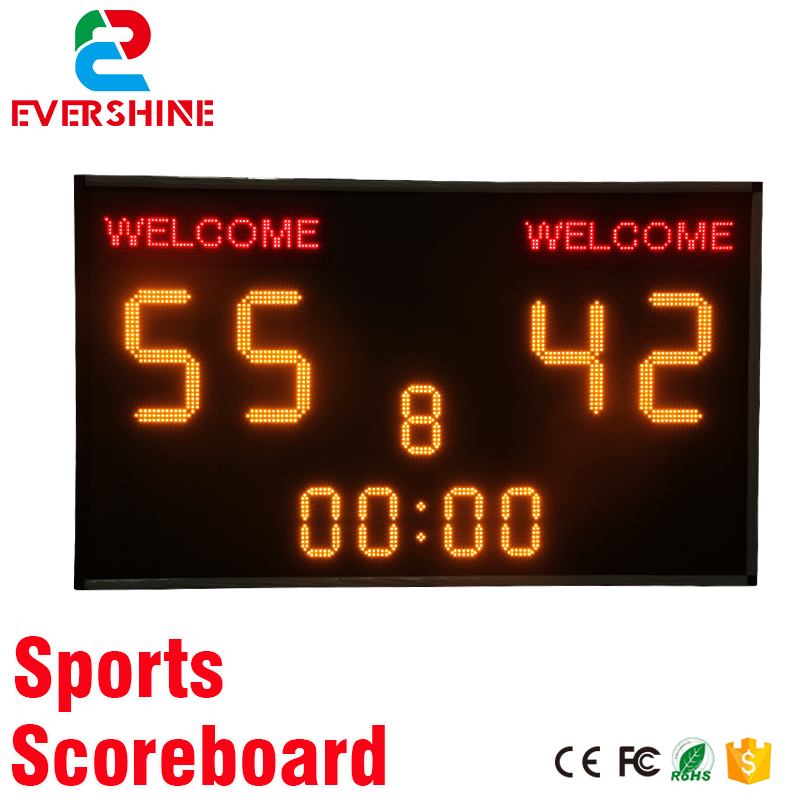 sports scoreboard Games score led display sign score led screen billboard monitor screens hd high quality led gas price display sign outdoor led billboard green color 12 outdoor led display screen