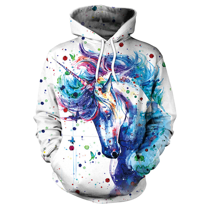 Hooded Sport Jacket Men Print Running Jogging Jacket Training Fitness Clothing Gym Coat Hoody Sweatshirts Bodybuilding Pullovers in Running Jackets from Sports Entertainment
