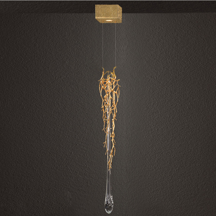 Phube Lighting Copper Branches Pendant Light Coloured Glaze Pendant Lighting Hotel Pendant LED Crystal Pendant Light блузка t tahari блузка