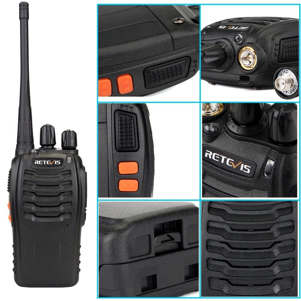 Image 3 - 20pcs Walkie Talkie Retevis H777 3W UHF 400 470MHz Handheld Portable Radio Set Ham Radio Hf Transceiver Communication Tool-in Walkie Talkie from Cellphones & Telecommunications