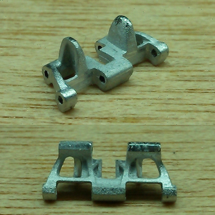 ФОТО Germany two 1:35 tank model metal track assembly parts Assembly model Retrofit parts Toys